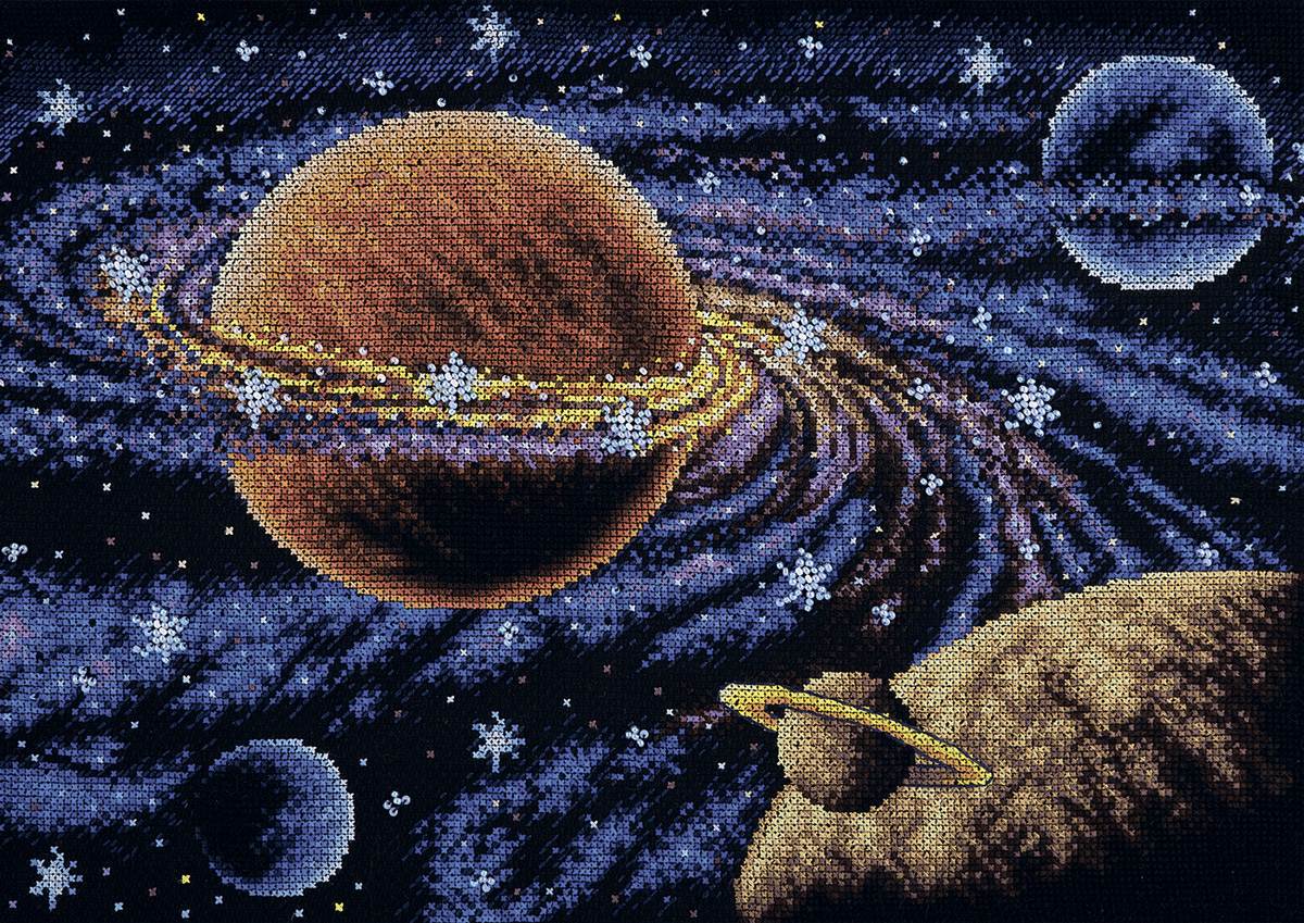 Набор для вышивания Panna ПЗ-1788 Млечный путь