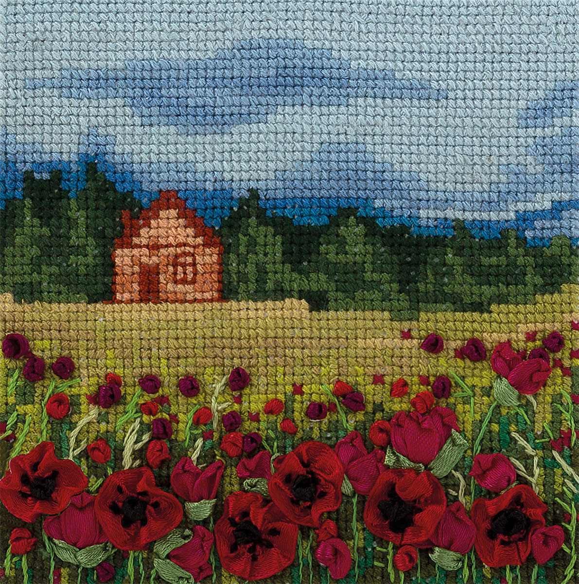 Panna ПС-1244 Маковое поле