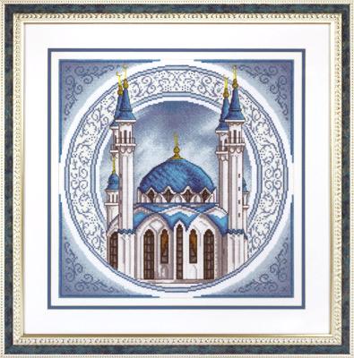 Картины для вышивки крестом мечети
