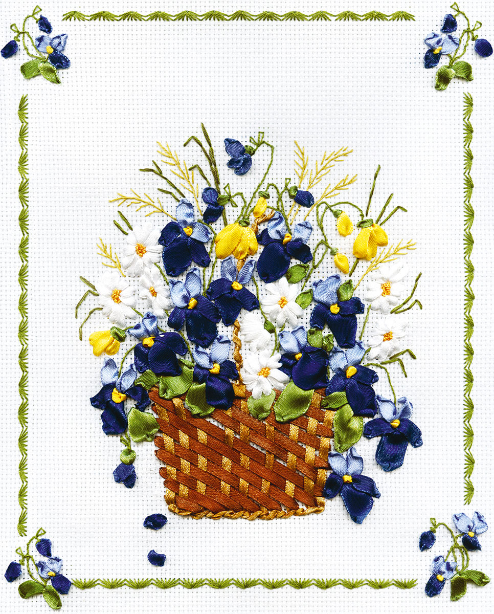 Набор для вышивания Panna