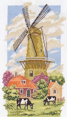 Набор для вышивания Panna ПС-0707 Голландская провинция