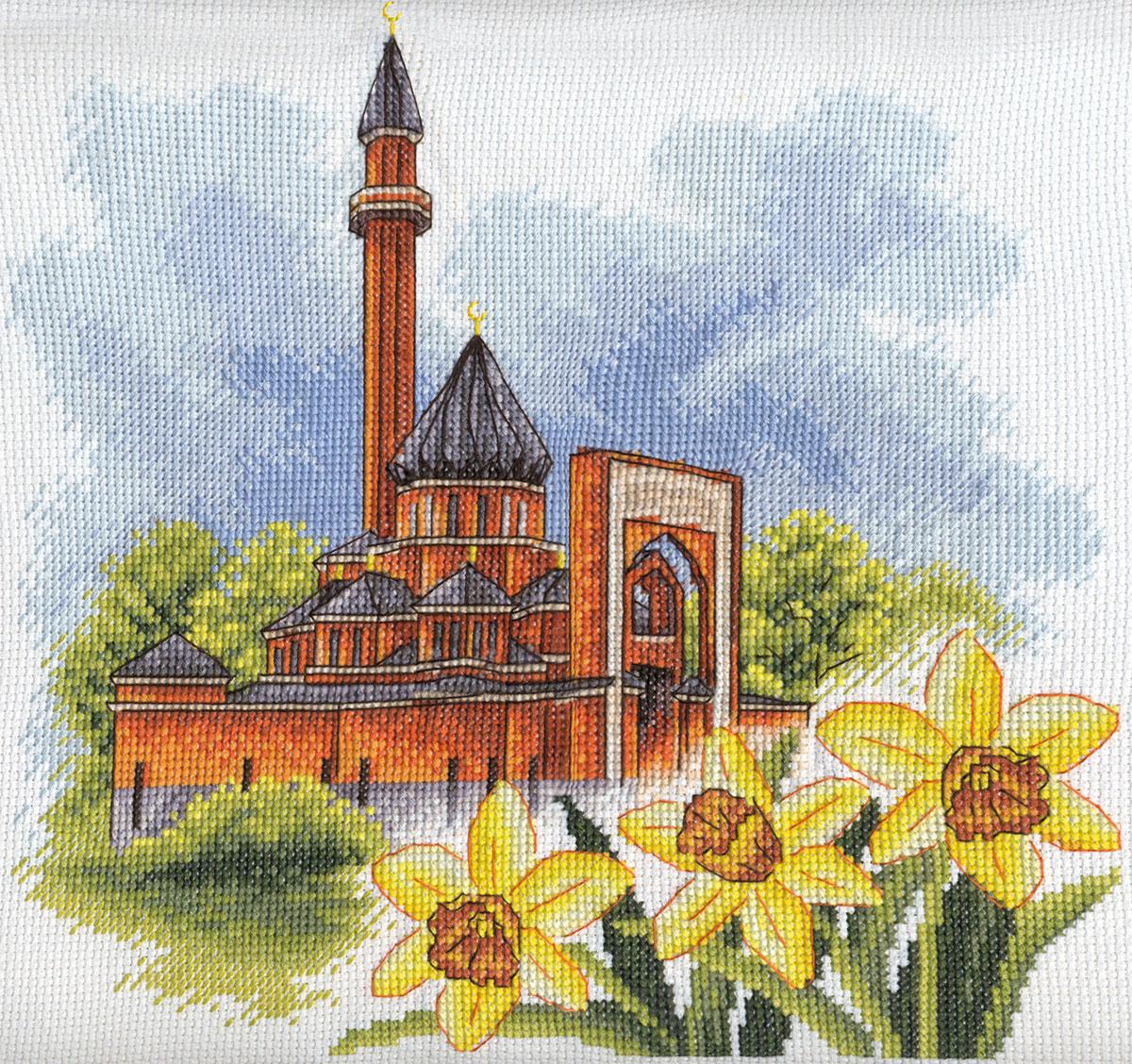 мечеть в Москве