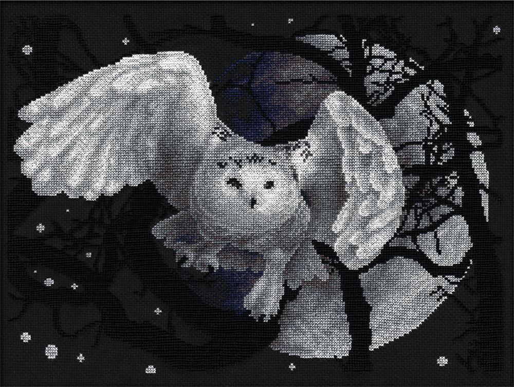 Ж-0359 Белая сова