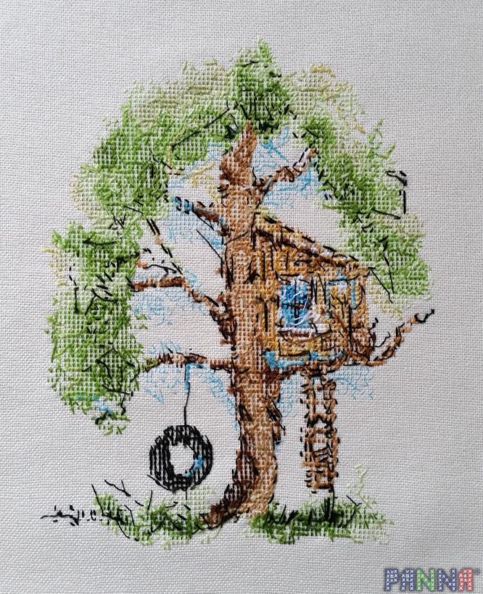 Панна скачать бесплатно схемы вышивки