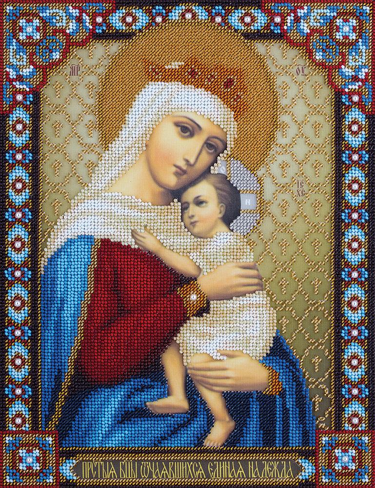 Набор для вышивки крестом мать