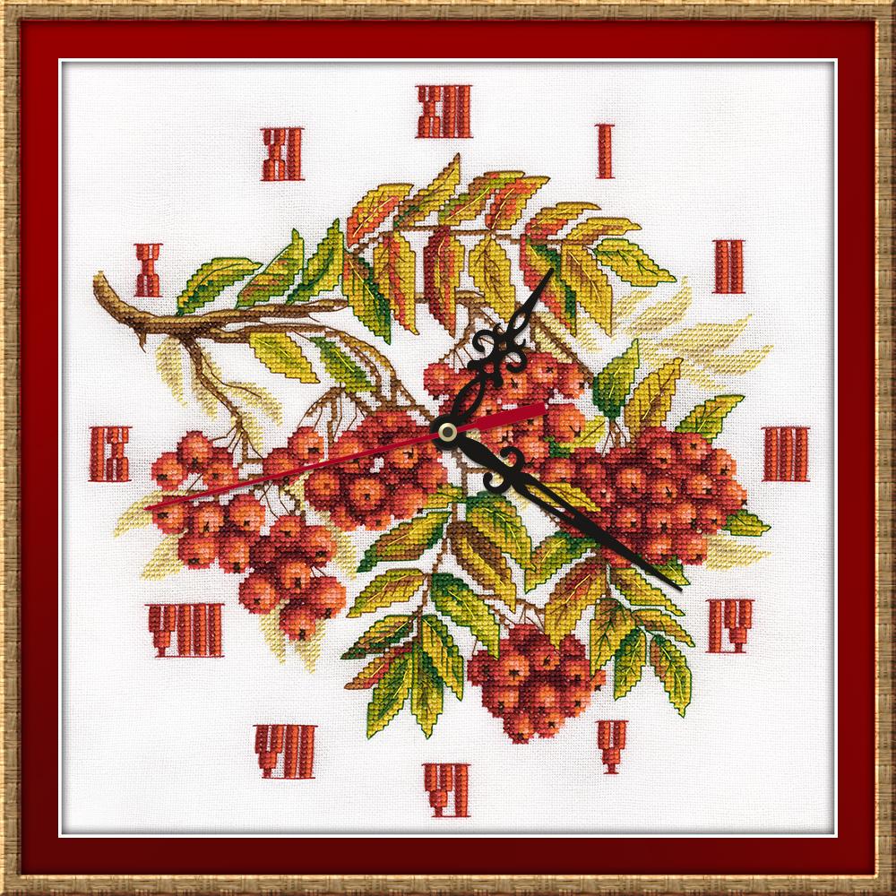 Часы вышивка бисером наборы
