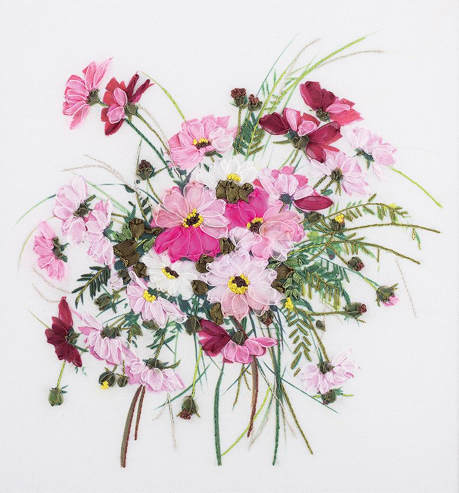 Каталог наборов для вышивания  Цветы. 55b0ae92ad423
