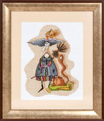 Panna схемы ведьмочка