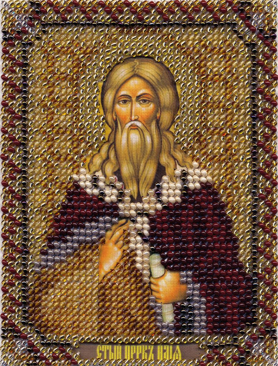 Вышивка бисером иконы ильи
