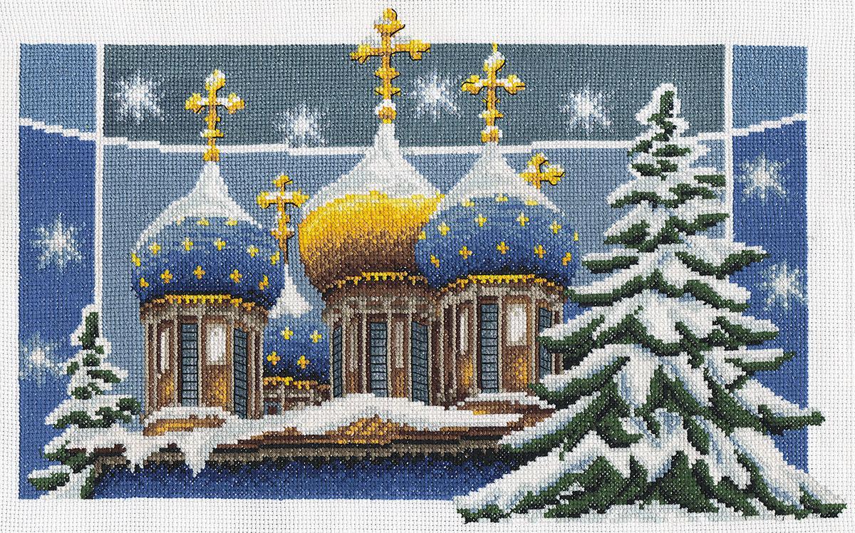 Схемы для вышивки крестом купола