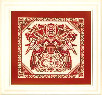 Наборы вышивки орнамент