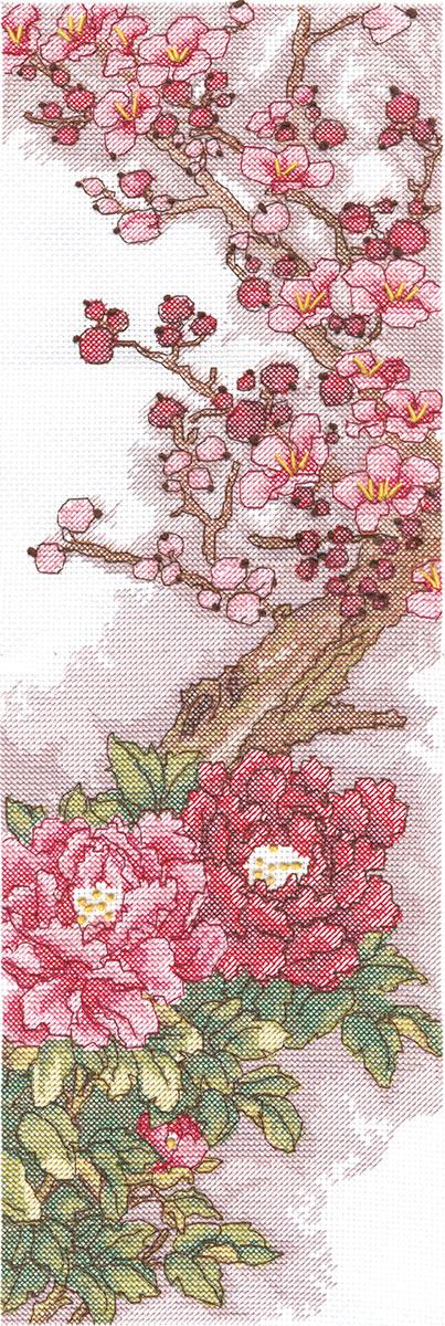 Китайские наборы схем вышивок крестом
